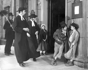 Oliver Twist. Huérfanos.