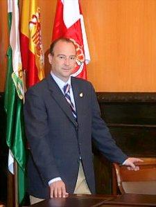 Luis Rogelio Rodríguez Comendador. Alcalde de Almería