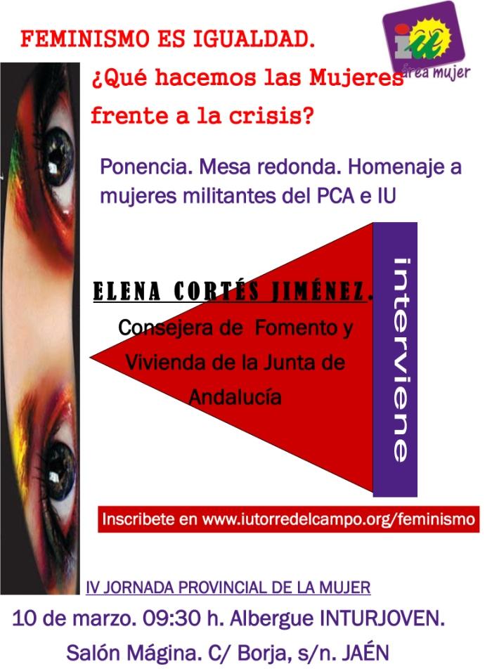 IV-Jornadas-IU-Mujer-Jaén