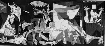 Guernica. Pablo Ruíz Picasso. Museo de Arte Reina Sofía