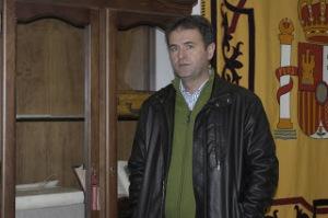 Blas Alves Moriano Alcalde socialista de Villanueva de la Reina.