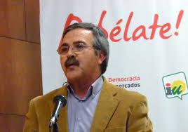 Luis Segura, coordinador de IU provincial de Jaén