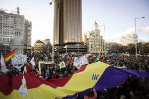 Manifestación Marcha Dignidad 1