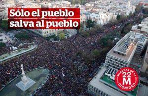 Manifestación Marcha Dignidad 2